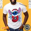 Awesome Houston Astros Christmas Stitch In The Sock Funny Disney Mlb Shirt-Design By Proposetees.com