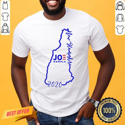 Funny Joe Biden And Kamala Harris Win New Hampshire 2020 Shirt- Design By Proposetees.com