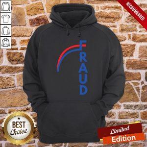 Funny Joe Biden Fraud Hoodie- Design By Proposetees.com