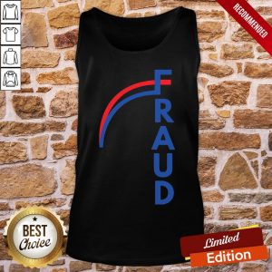 Funny Joe Biden Fraud Tank-Top- Design By Proposetees.com