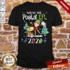 Funny What The Postal Worker Christmas Elf 2020 Sweat Shirtostal Worker Christmas Elf 2020 Sweat Shirt- Design By Proposetees.com