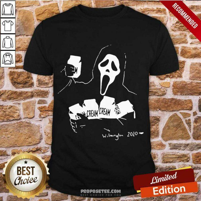Hot Jack Quaid 5 Cream Wilmington 2020 Shirt-Design By Proposetees.com