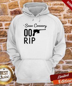 Original Rip 007 James Bond Sean Connery 1930-2020 Hoodie- Design By Proposetees.com