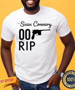 Original Rip 007 James Bond Sean Connery 1930-2020 Shirt- Design By Proposetees.com