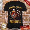 Perfect Thankful For My Patients Turkey Funny Nurse Thanksgiving Shirt-Design By Proposetees.com