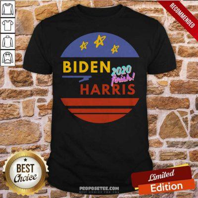 Biden 2020 Frink Harris Vintage Shirt-Design By Proposetees.com