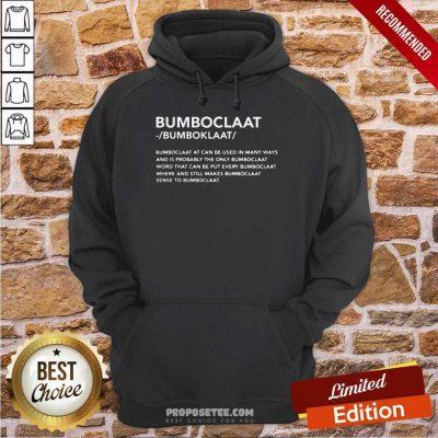Bumboclaat 2020 Hoodie-Design By Proposetees.com