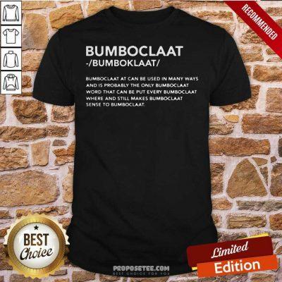 Bumboclaat 2020 Shirt-Design By Proposetees.com