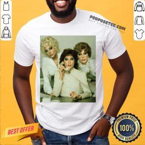 Pretty Gaga 9 To 5 Poster Shirt-Design By Proposetees.com