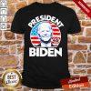 Pretty President 46 Joe Biden Shirt- Design By Proposetees.com