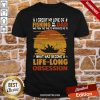 I Credit My Love Of Fishing To My Dad Life Long Obsession Shirt-Design By Proposetees.com