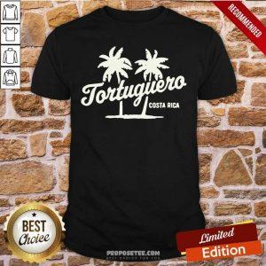 Tortuguero Costa Rica Shirt-DESIGN BY PROPOSETEES.COM