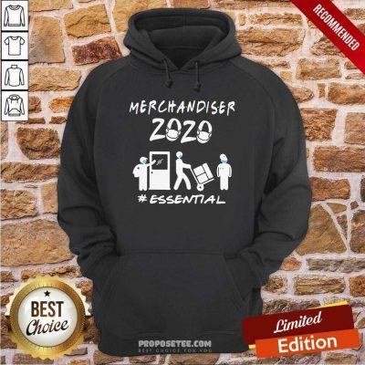 Merchandiser 2020 Essential Coronavirus Hoodie-Design By Proposetees.com