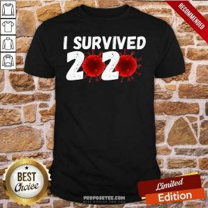 I Survived 2020 Coronavirus Shirt-Design By Proposetees.com