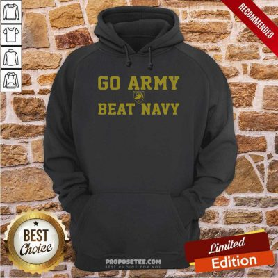 Go Army Beat Navy Hoodie-Design By Proposetees.com