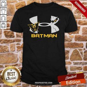 Nder Armour Batman Shirt-Design By Proposetees.com