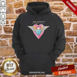 Heart Sketch Journey Hoodie-Design By Proposetees.com