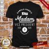 Kamala Harris Mvp Madam Vice President Biden Harris 2020 In Washington Shirt-Design By Proposetees.com