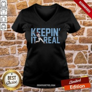 Keepin' It Real V-neck