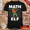 The Math Elf Dabbing 2021 ShirtAwesome The Math Elf Dabbing 2021 Shirt
