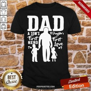 Proud Dad Of Twins Shirt
