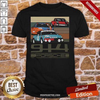 914 Porsche Vintage Shirt