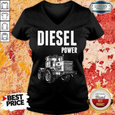 Diesel Power V-neck