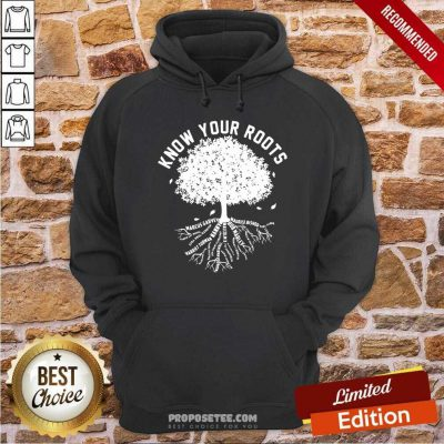 Know Your Roots Hoodie