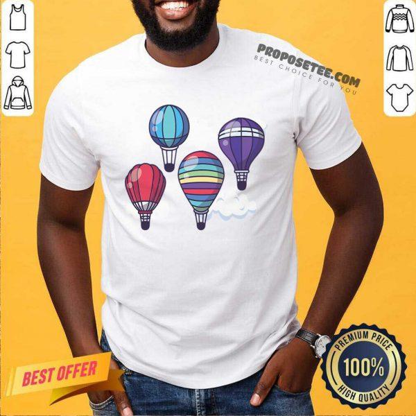 Good Air Balloon Shirt