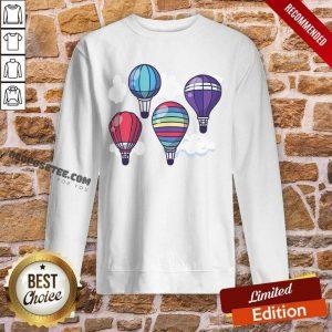 Good Air Balloon Sweatshirt