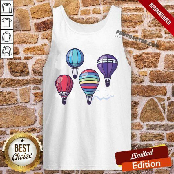 Good Air Balloon Tank Top