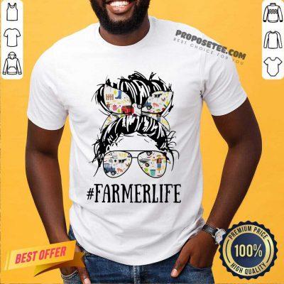Good Girl Farmer Life Shirt