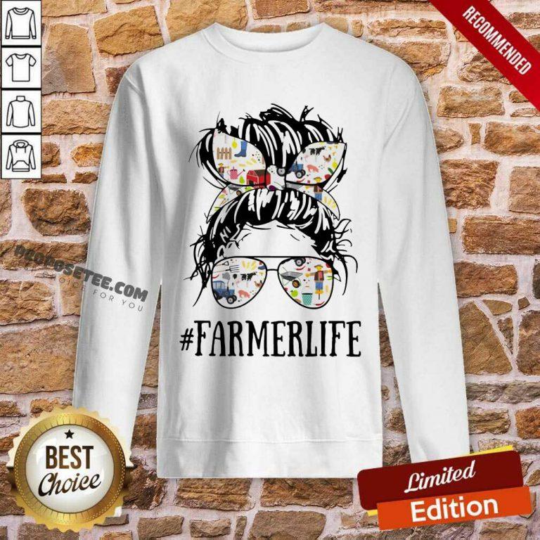 Good Girl Farmer Life Sweatshirt