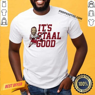Jordan Staal Its Staal Good Shirt