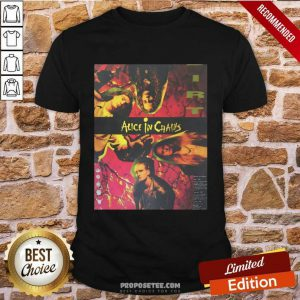 Hot Alice In Chains Shirt