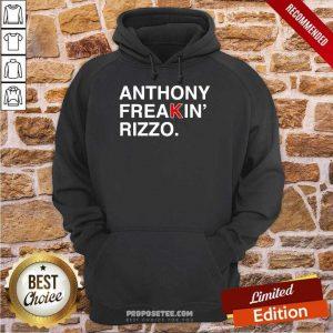 Hot Anthony Freakin Rizzo Hoodie