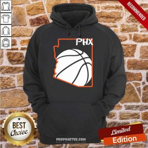 Phoenix PHX Basketball Valley Hoodie