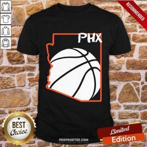 Phoenix PHX Basketball Valley Shirt